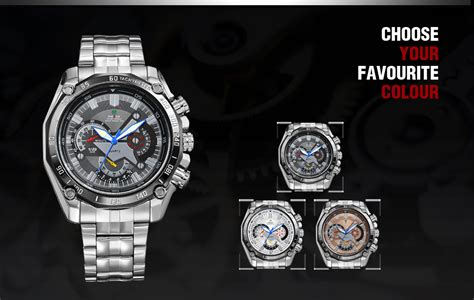 Tali Jam Tangan Band Stainless Steel Silver 20 Mm weide jam tangan analog digital pria wh1011 silver