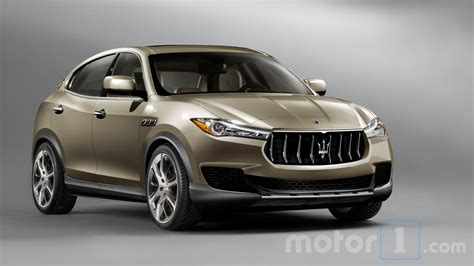 2018 Maserati Kubang Leaked Update