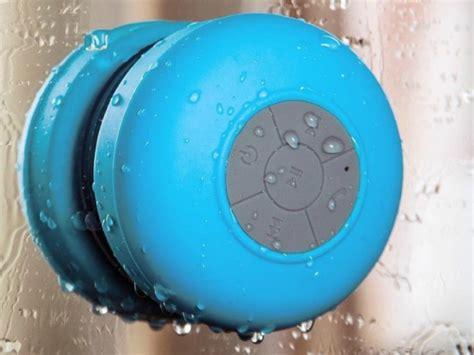 Shower Speaker by Splash Shower Tunes Bluetooth Shower Speaker Getdatgadget