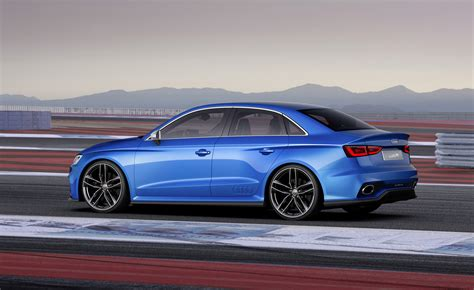 Audi At by Audi Hints At New Rs 3 With A3 Clubsport Quattro Concept