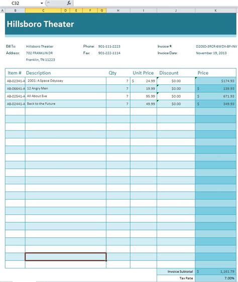 microsoft works invoice download free backupertemplate