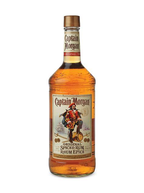 captain spiced rum lcbo