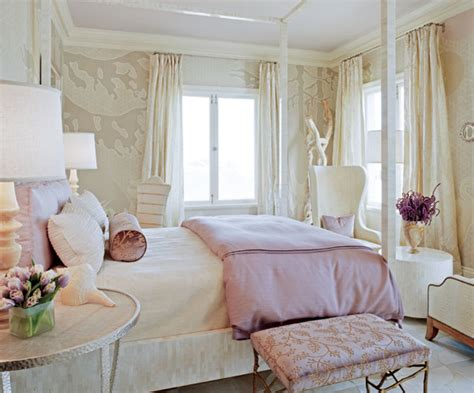 modern chic bedroom ironies four poster bed capriciously inspired