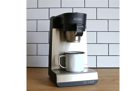 Coffee Maker Untuk Cafe single serve coffee makers smackdown keurig nespresso bunn mr coffee and hamilton