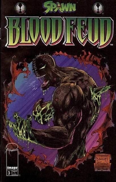 Blood Feud spawn blood feud volume comic vine