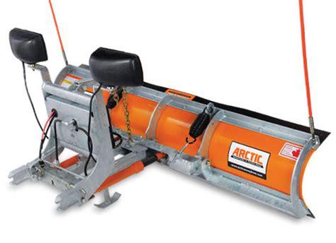 light duty snow plow arctic snowplows light duty polyethelene plow ld78p