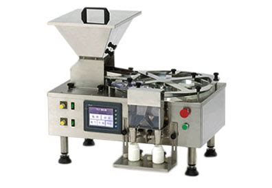 table top semi automatic capsule filling machine tablet counter tablet counting equipment