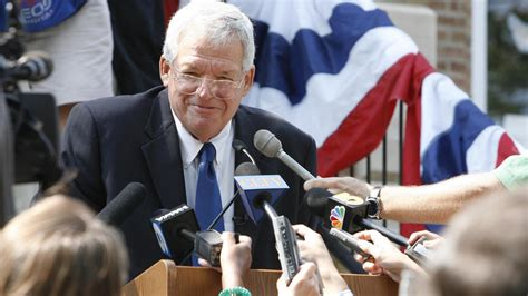 longest serving republican speaker of the house hastert the accidental house speaker faces own scandal after note