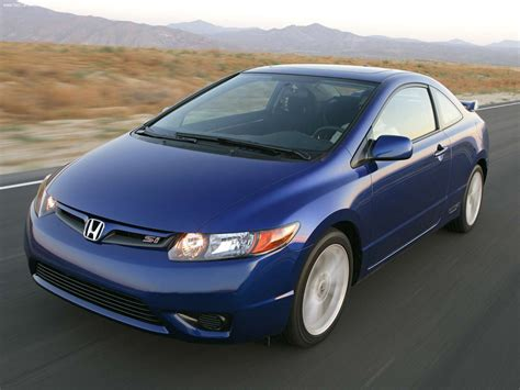 how it works cars 2006 honda civic si interior lighting honda civic si 2006 pictures information specs