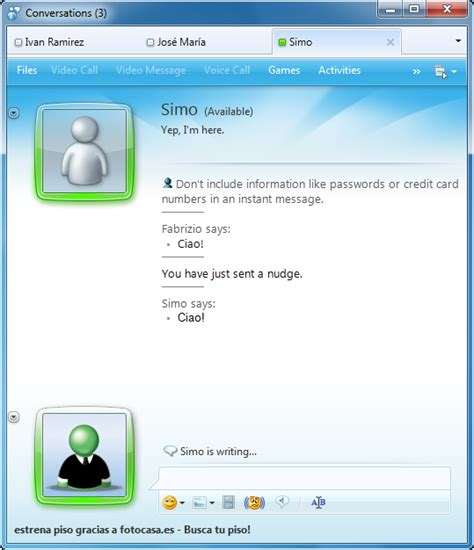 Windows Live Chat Rooms by Msn Messenger 2009 Version Free Jewelryneon
