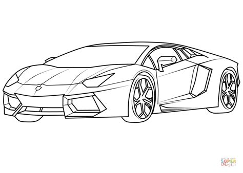 lamborghini car drawing lamborghini drawing on cars