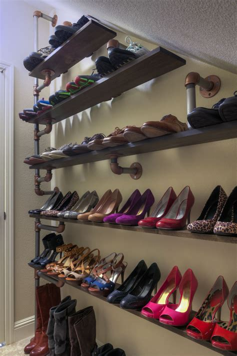 creative shoe storage solutions 45 creative ideas to store your shoes shelterness