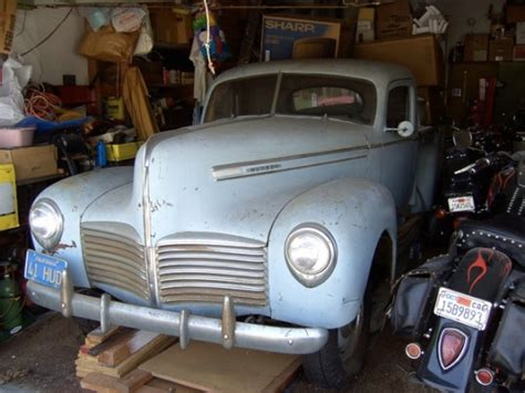 Craigslist Hudson Valley Garage Sales by Big Boy Project 1941 Hudson Up Bring A Trailer