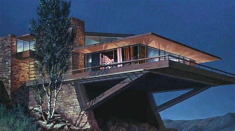 movie house modernist mid century modern thunderbirds