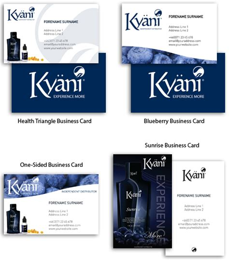 kyani business cards template kyani business cards gallery business card template