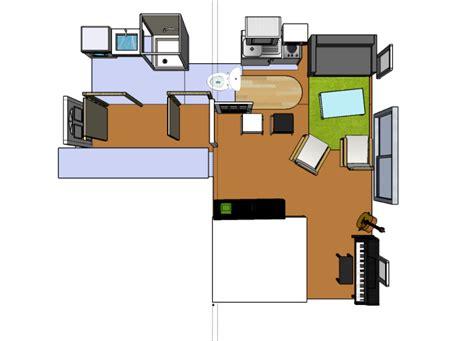 am駭ager un salon cuisine de 30m2 conseils d 233 co aidez moi 224 am 233 nager mon petit studio