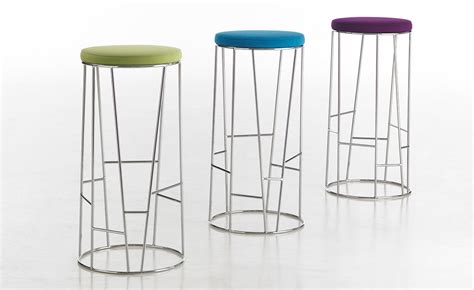 bernhardt design bar stools forest stool with upholstered seat hivemodern