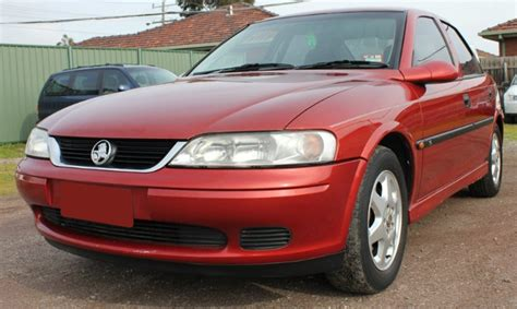 holden vectra 2002 holden vectra 1999 2002 js aerpro