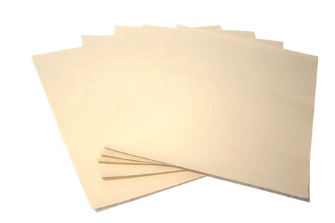 Craft Paper Sheets - kraft paper 15 x 19 inches package of 25 sheets