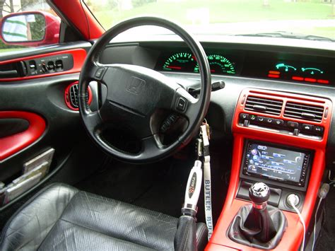 how it works cars 1995 honda prelude interior lighting 1994 honda prelude information and photos zombiedrive