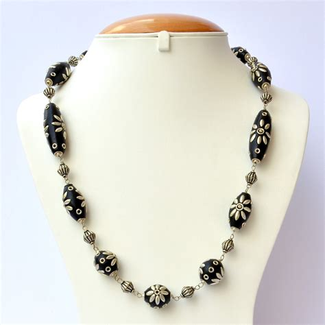 Handmade Beaded Jewelry Patterns - image gallery handmade beaded necklace designs