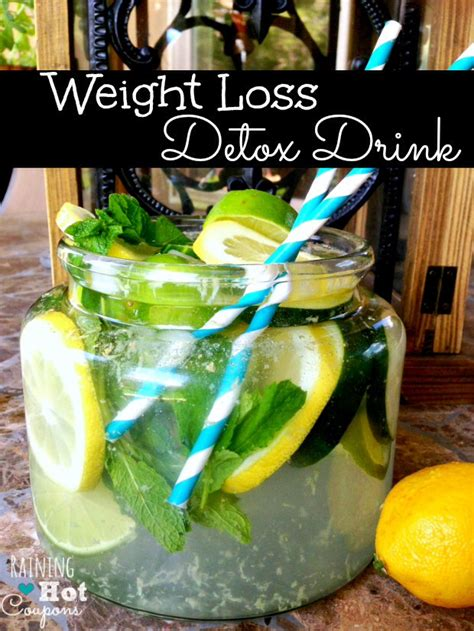 Daily Detox Drink For Weight Loss by Weight Loss Detox Drink Recipe Trusper