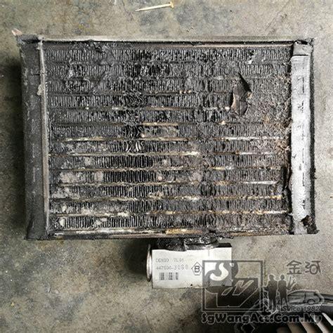 Kr Evaporator For Toyota Avanza toyota avanza air cond cooling coil evaporator