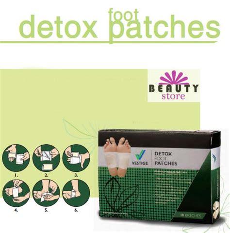 Vestige Detox Foot Patches by Vestige Helthcare