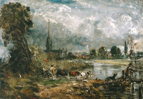 by john constable salisbury cathedral anne lyles sublime nature john constable s salisbury