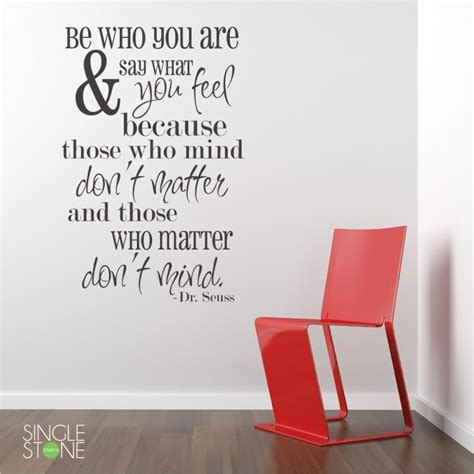 dr seuss wall stickers be who your are dr seuss wall decals wall decals