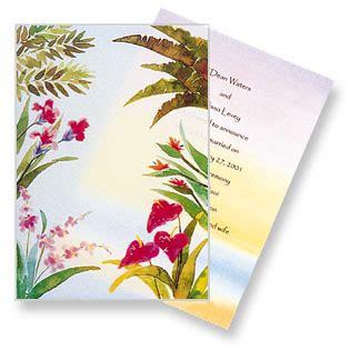 tropical island themed wedding invitations island wedding invitation wording archives the wedding