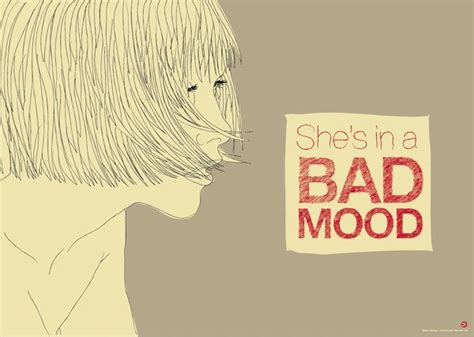 she s in a bad mood by xascola on deviantart