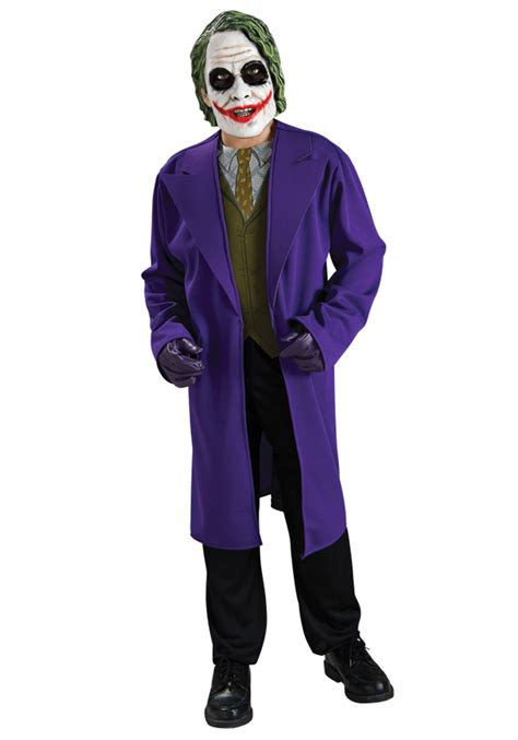 joker costume tween joker costume