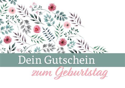 Word Vorlage Gutschein Geburtstag kostenlose gutscheinvorlagen zum herunterladen und ausdrucken