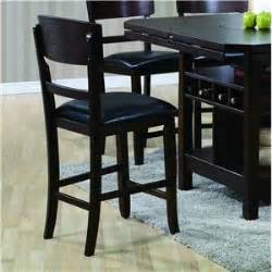 Bar Stools Jackson Ms by Coaster Dining Chairs And Bar Stools 24 Quot Wooden Bar Stool