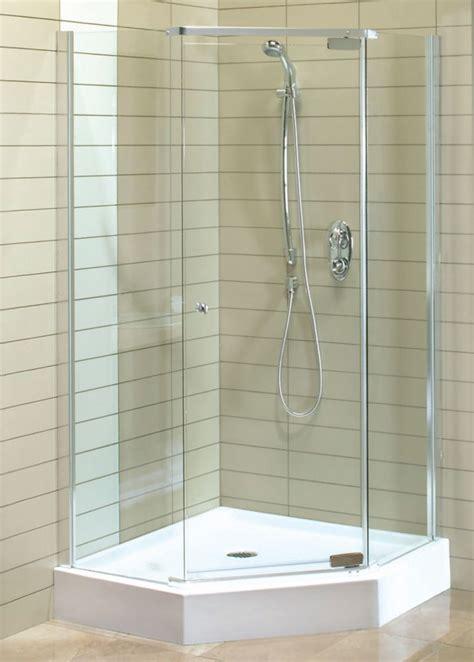 Acrylic Shower Stalls Maax Magnolia 38 Inch X 38 Inch X 77 Inch Acrylic Shower