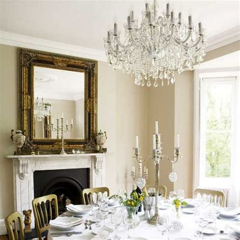 glamorous dining rooms glamorous dining room dining rooms design ideas image housetohome co uk