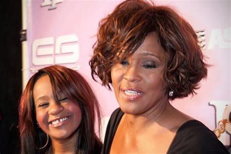 whitney houstons daughter bobbi kristina was rushed to whitney apparently drowned in bath ny daily news