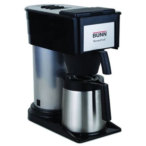 BUNN Phase Brew: HG vs HT   How They're Different    Coffee Gear at Home