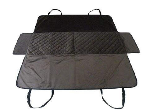 seat cover hammock waterproof pet safety travel hammock car back seat cover ebay