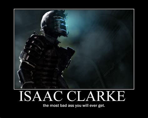 Isaac Clarke Meme - isaac clarke dead