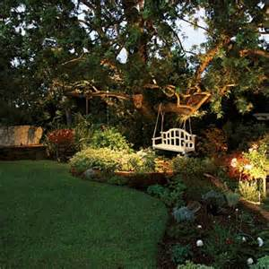 backyard landscape lighting lighting design inviting backyard all about landscape