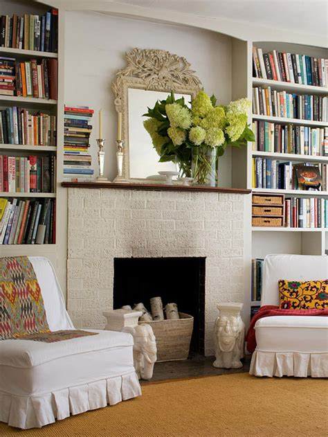 bookshelves next to fireplace bookcases built around fireplace design ideas