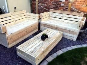 wood pallet furniture recycled wooden pallet garden furniture 99 pallets