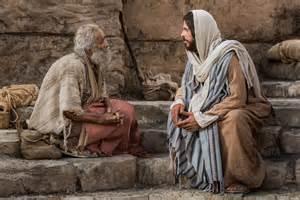 Blind Dating Website Jesus Speaks With A Lame Man