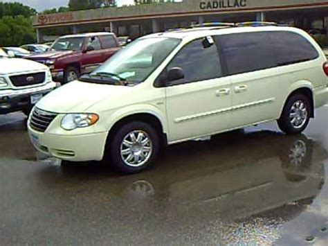 chrysler town country signature youtube