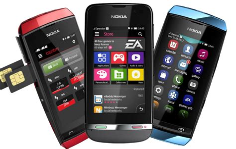 Hp Nokia Asha 305 Terbaru nokianews new software update nokia asha 305 and asha