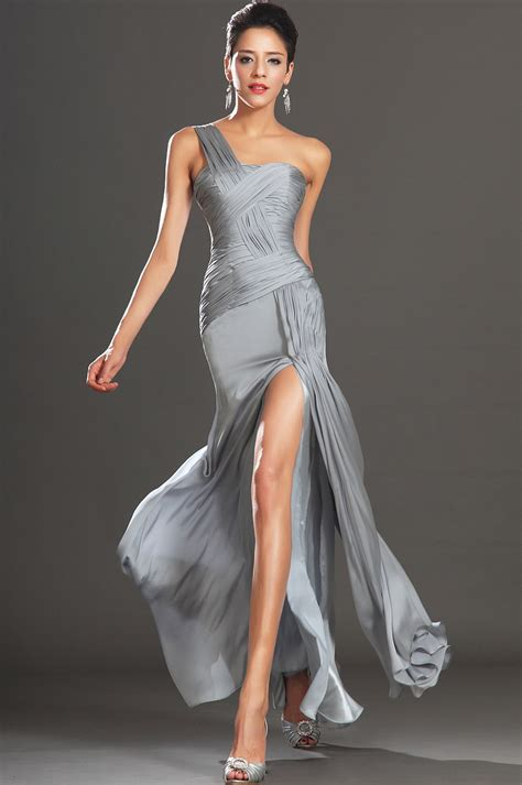 Dress Silver silver gowns dressed up
