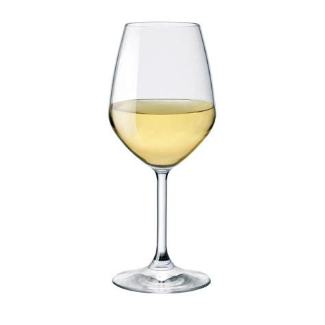 bicchieri vino bianco calice da vino bianco divino 6 pezzi bormioli shop