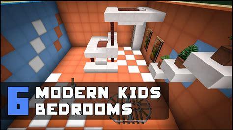 Bedroom In Minecraft Pe Minecraft Modern Bedroom Designs Ideas